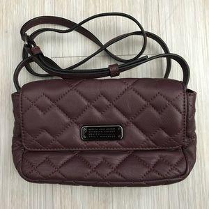 Cardamom quilted leather crossbody marc jacobs